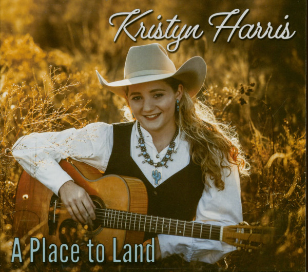 A Place To Land (CD)