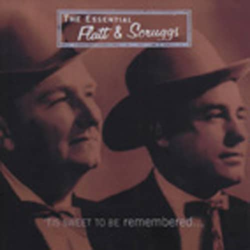 The Essential Flatts & Scruggs (2-CD)