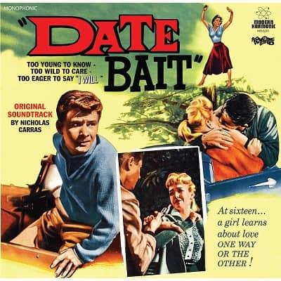 Date Bait (LP & DVD & Insert)