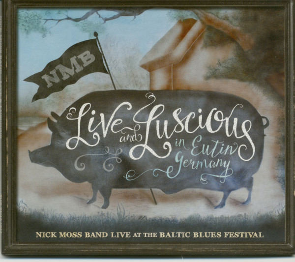 Live & Lucious (CD)