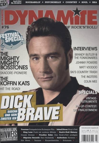 Nr.76 (2012-3) - Magazin & CD