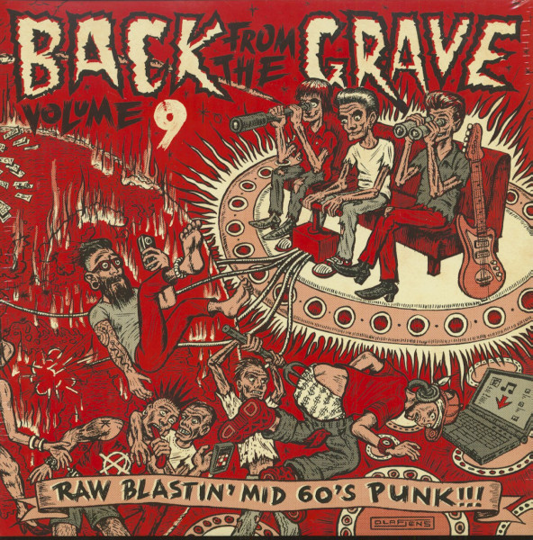 Back From The Grave Vol. 9 (LP)