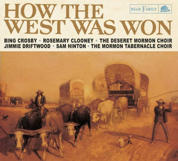 How The West Was Won (CD)