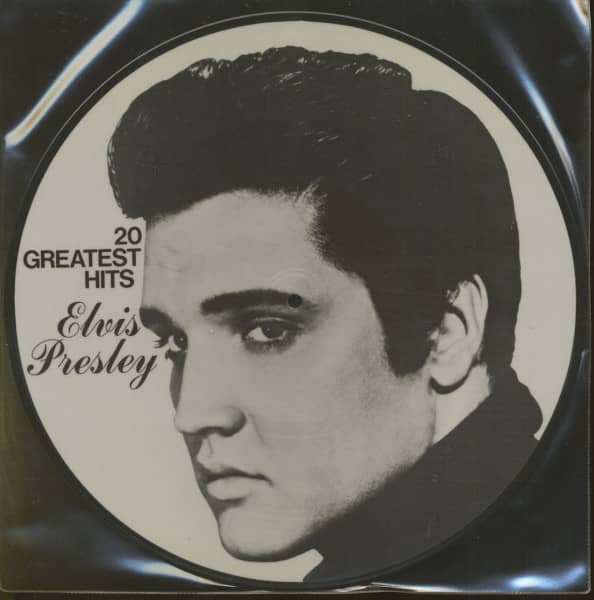 20 Greatest Hits (LP Picture Disc)