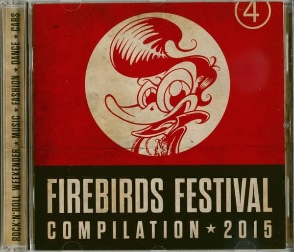 Firebirds Festival Compilation - 2015