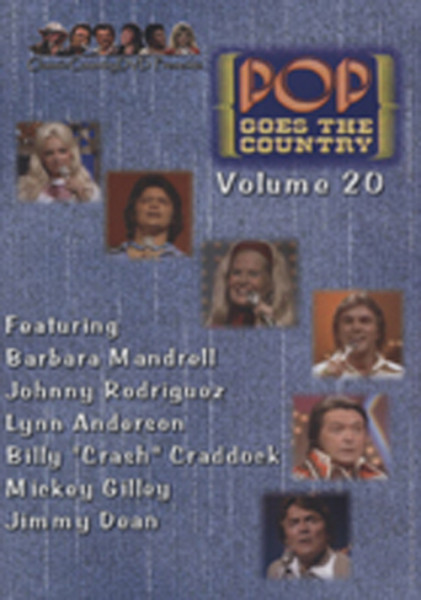 Vol.20, Pop Goes Country (1974-77)