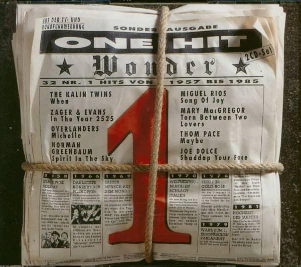 One Hit Wonders (3-CD)