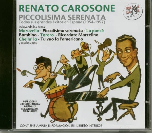 Piccolisima Serenata (CD)