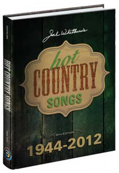 Hot Country Songs 1944-2012 (8th Edition)