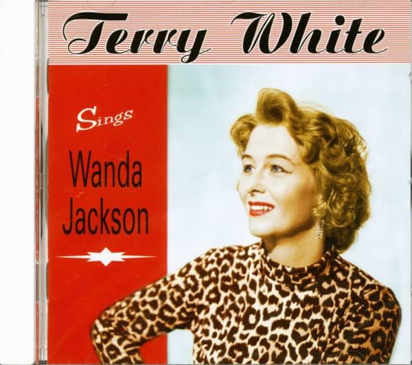 Sings Wanda Jackson (CD)