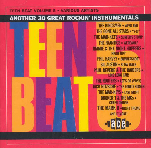Teen Beat Vol.5 (CD)