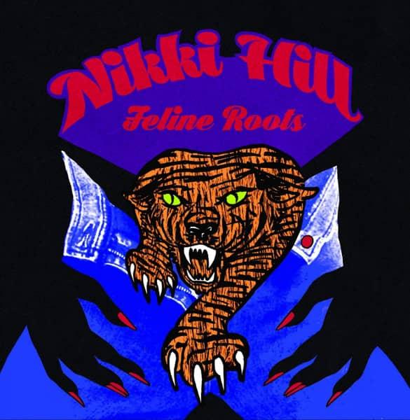 Feline Roots (CD)
