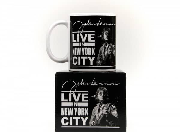 Live In New York City - Coffee Mug