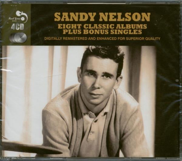 Eight Classic Albums Plus Bonus Singles (4-CD)