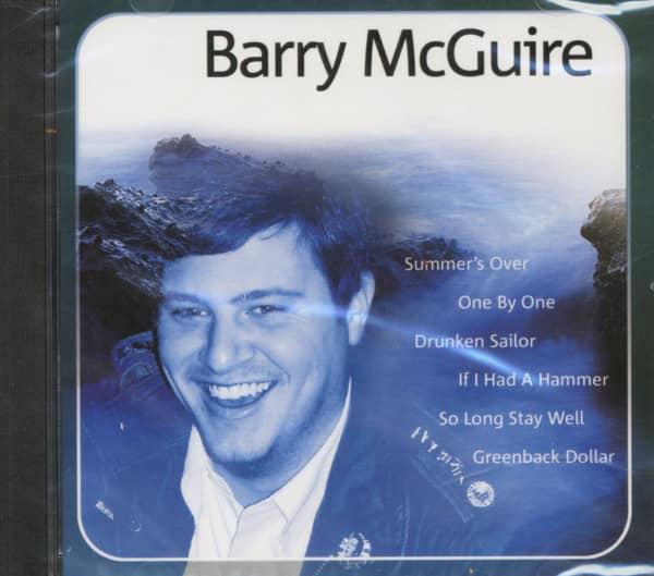 Barry McGuire (CD)