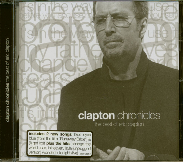 Clapton Chronicles - The Best Of (CD)