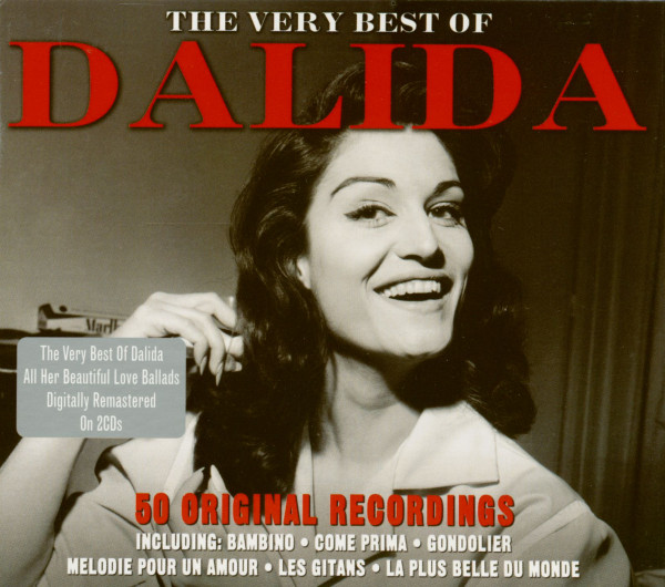 The Very Best Of Dalida (2-CD)