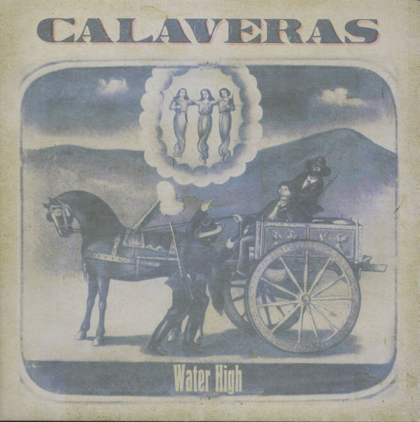 High Water (LP, 180g Vinyl, Ltd.)
