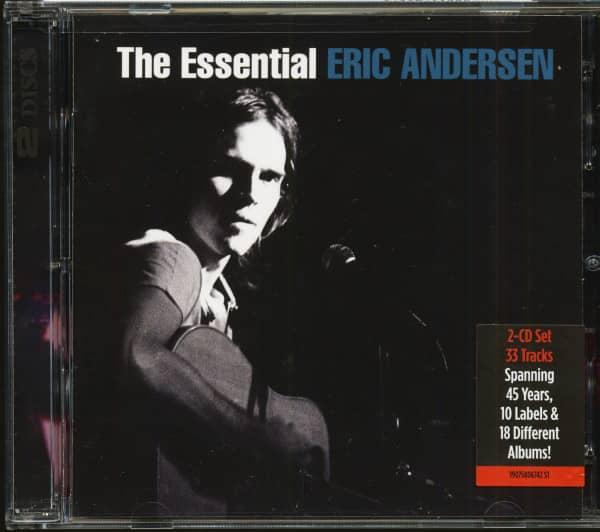The Essential Eric Andersen (2-CD)