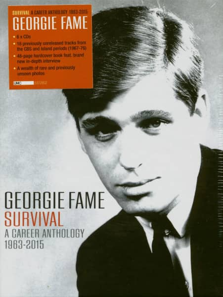 Survival - A Career Anthology 1963-2015 (6-CD)