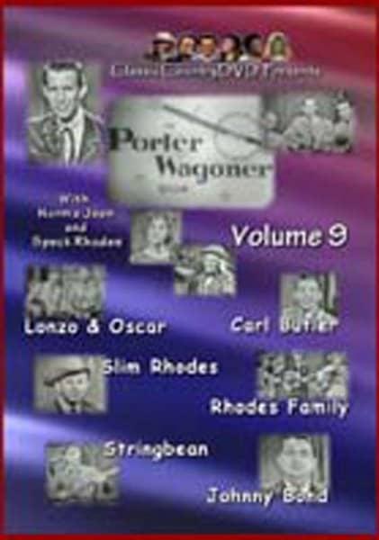Vol.09, Porter Wagoner Show - Carl Butler a.o.