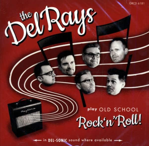 Play Old School Rock 'N' Roll