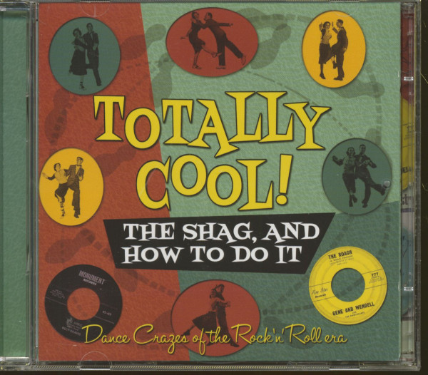 Totally Cool - The Shag, And How...(2-CD)