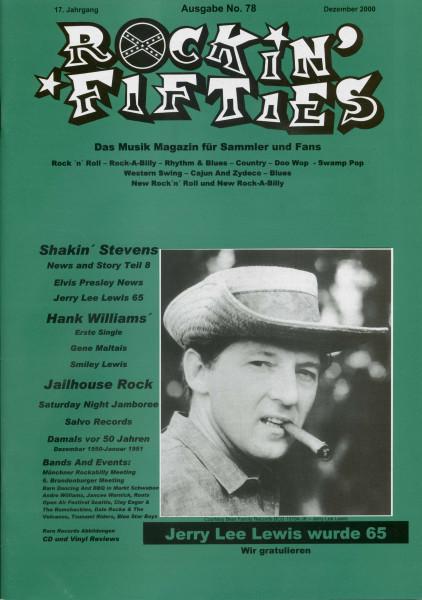 Nr. 78 - Musikmagazin Dezember 2000