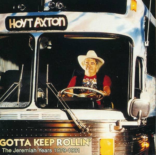 Gotta Keep Rollin' - The Jeremiah Years 79-81