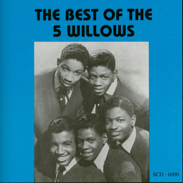 The Best Of The 5 Willows (CD)