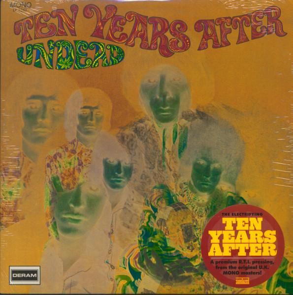 Undead (LP, Mono)