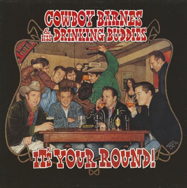 It's Your Round (LP)