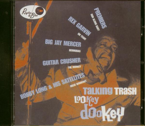 Lookey Dookey Talking Trash (CD)