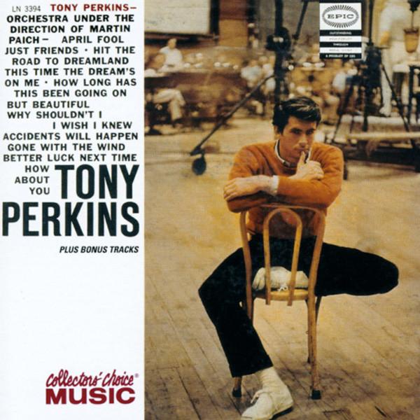Tony Perkins...plus bonus tracks