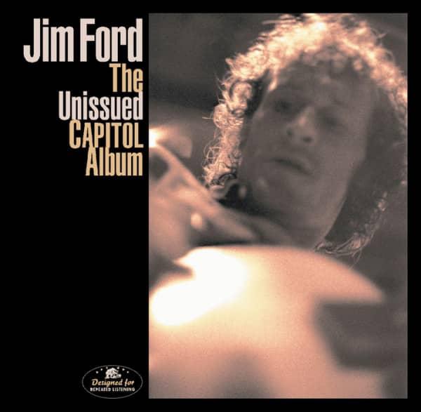 Jim Ford - Capitol (180gram vinyl)