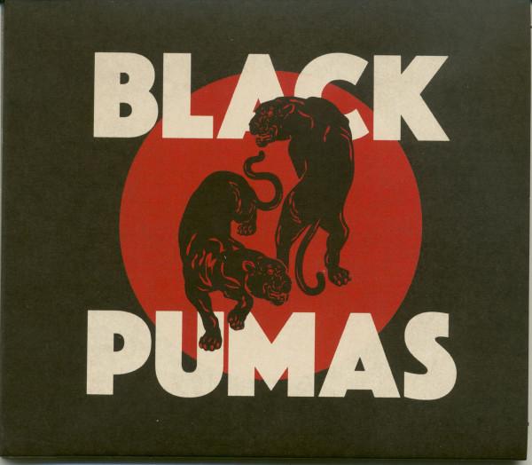 Black Pumas (CD)