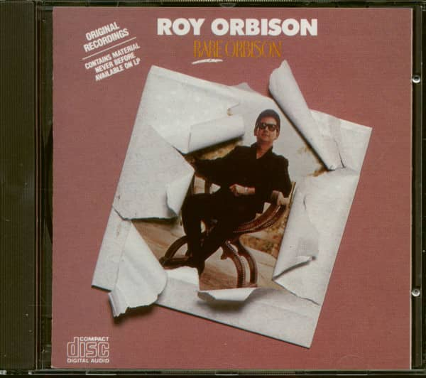 Rare Orbison (CD)