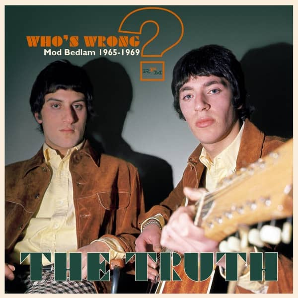 Who's Wrong? Mod Bedlam 1965 - 1969