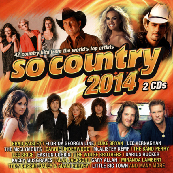 So Country 2014 - 42 County Hits (2-CD)