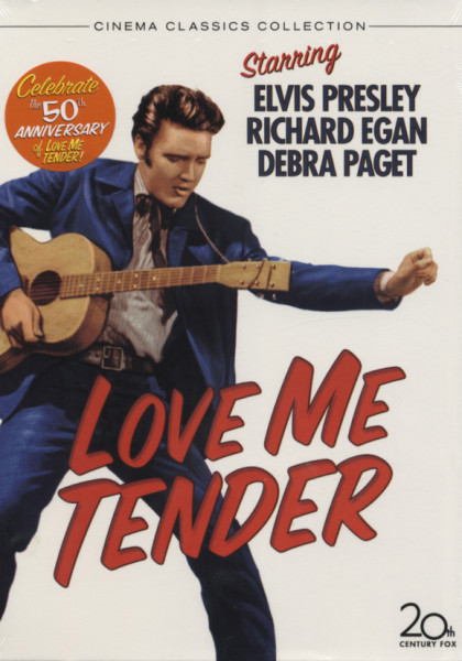Love Me Tender - 50th Anniversary (1)