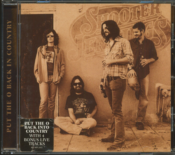 Put The O Back In Country (CD)