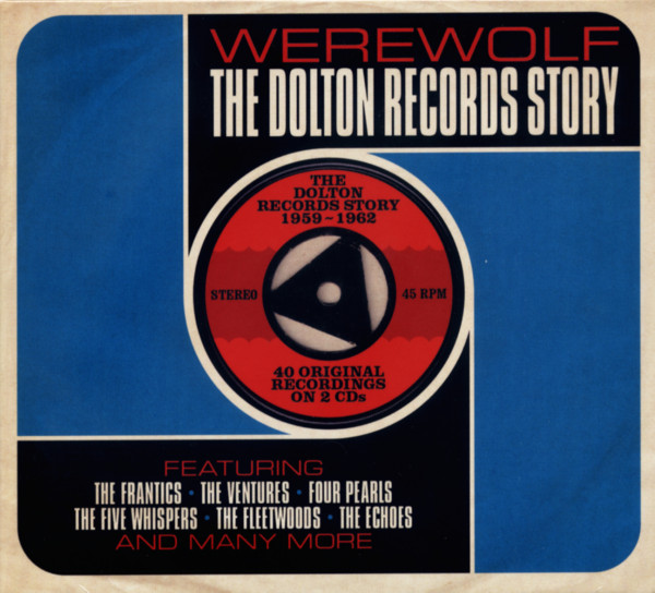 Werewolf - The Dolton Records Story (2-CD)