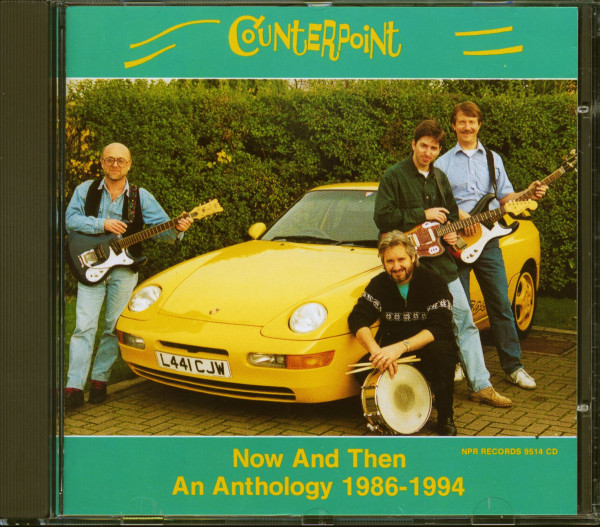 Now And Then - Anthology 1986-1994 (CD)