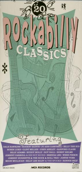MCA - Rockabilly Classics (Cut-Out)
