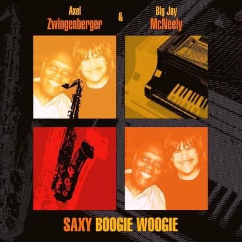 Saxy Boogie Woogie (CD)