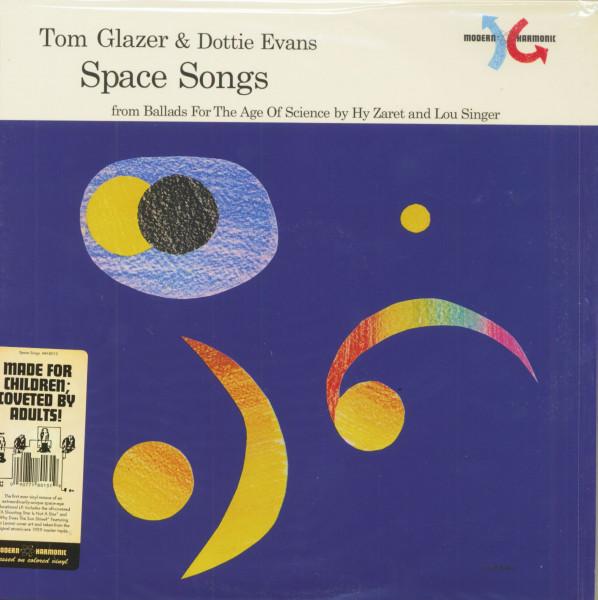 Space Songs (LP, Colored Vinyl)