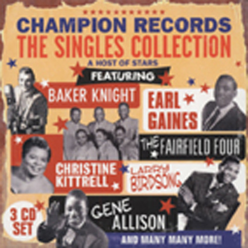Champion Records-The Singles Collection 3-CD