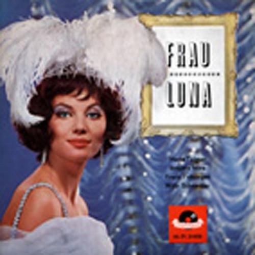 Frau Luna 7inch, 45rpm, EP, PS