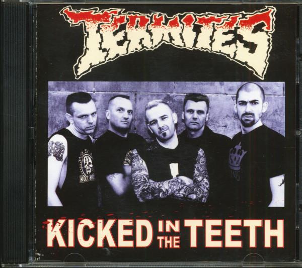 Kicked In The Teeth (CD)