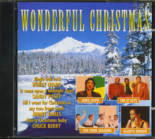 Wonderful Christmas (CD)
